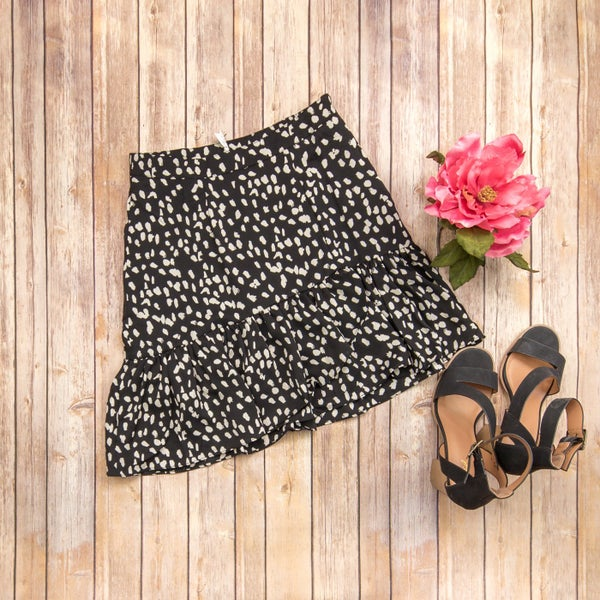 Spotty Dot Skirt *all sales final*