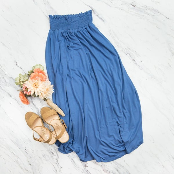 Blue Jay Skirt