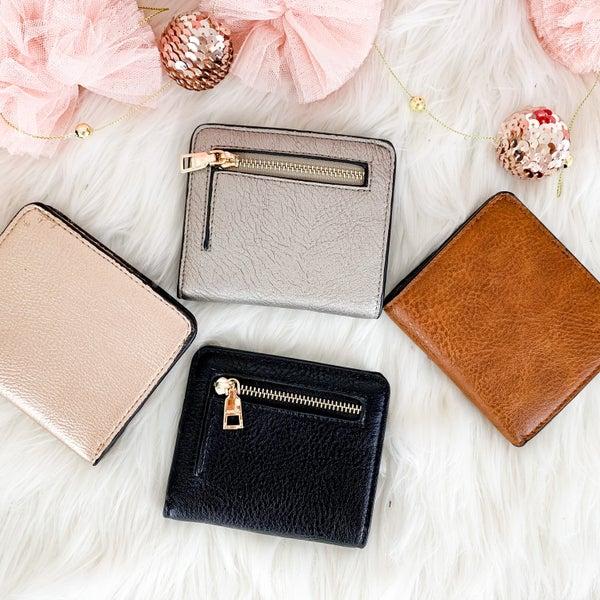 CYBER MONDAY // Jen & Co Mini Wallet *all sales final*
