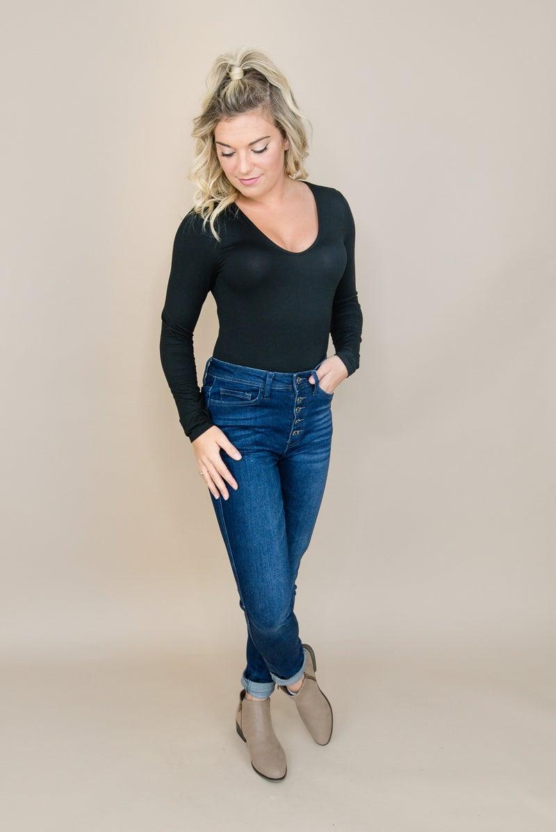 Fall Style Bodysuit