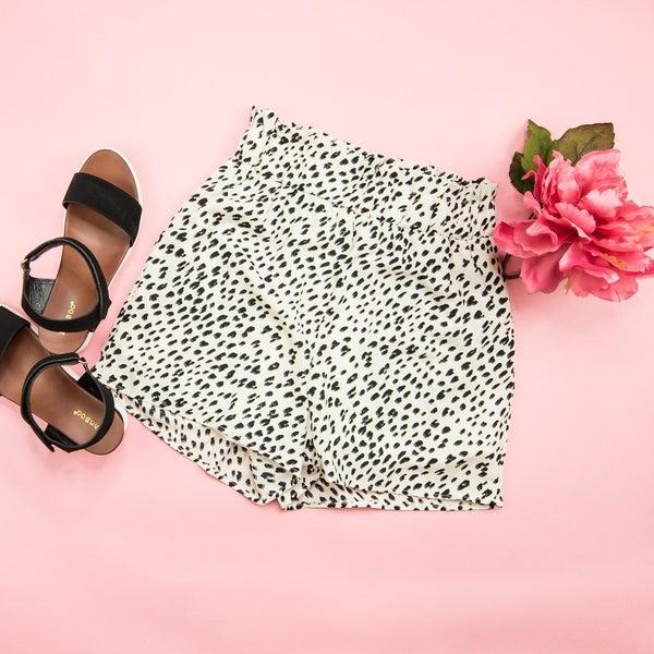 Spotty Dot Shorts(REPOST)