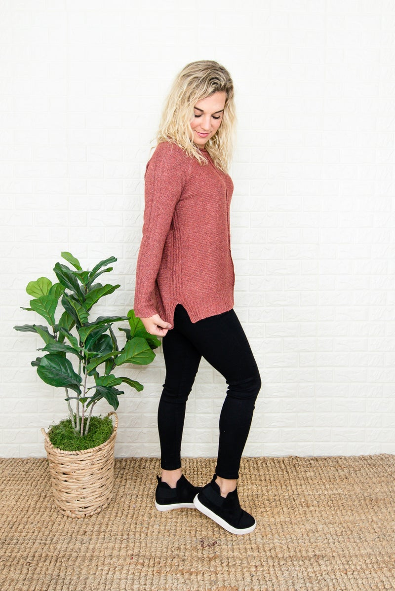 Staccato Fall Sweater