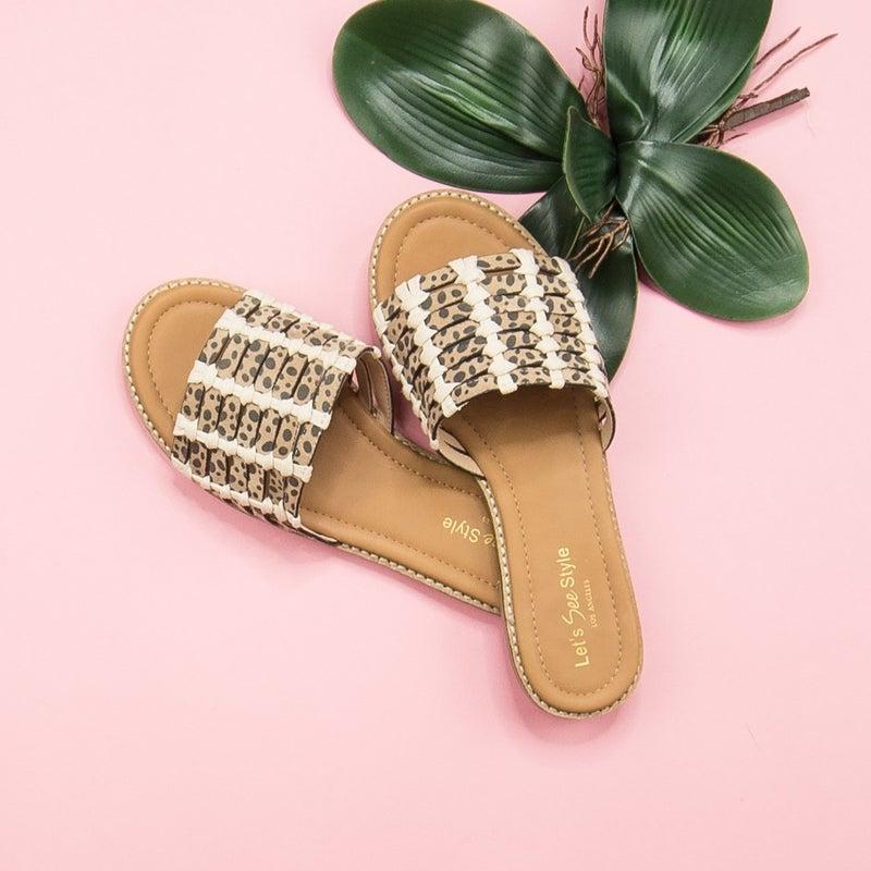 Spotty Dot Sandals