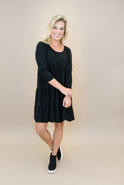 Simple Girl Tier Dress