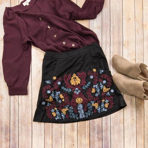 Date Night Skirt *ALL SALES FINAL