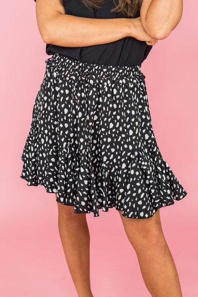 Spotty Dot Skirt