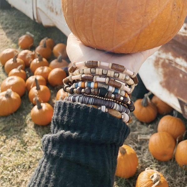 Boho Set of Bracelets