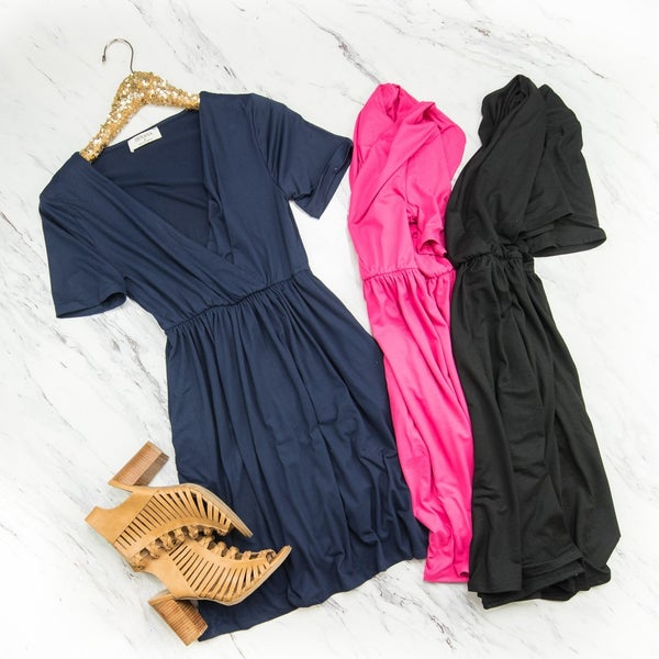 *HAPPY HOUR* Sweet To Me Dress *all sales final