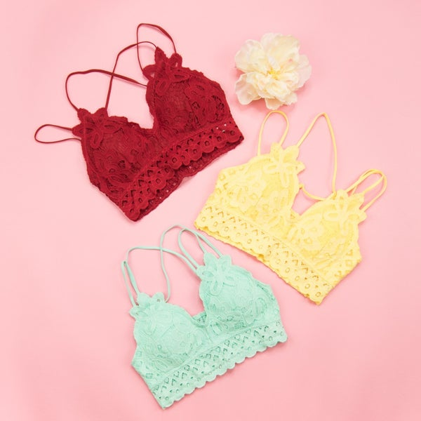 Bright & Fun  Bralette