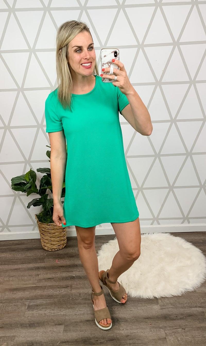 Girl's Dream T-Shirt Dress