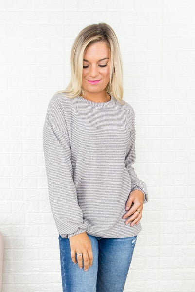 Simple Blend Sweater