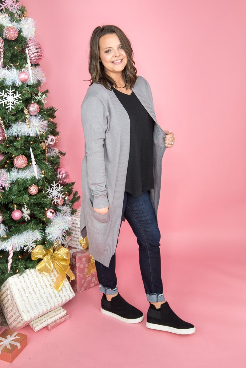 Cozy As It Gets Cardigan *all sales final*