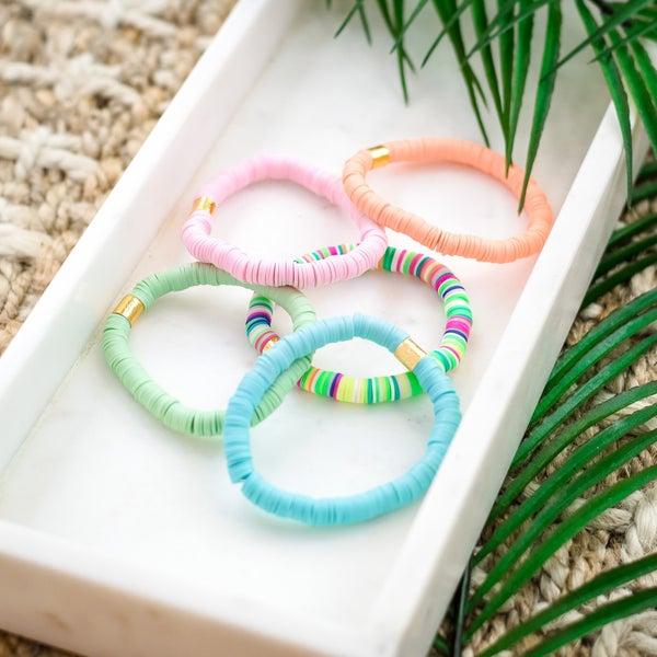 Summer Lovin' Bracelets