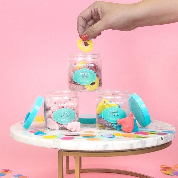 Candy Club Yummy Gummy Treats