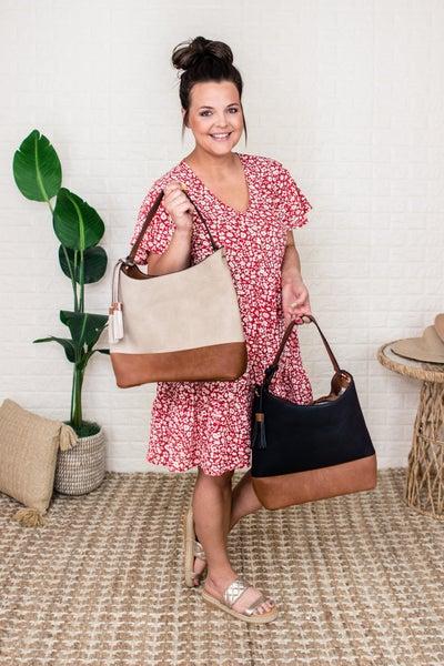 Open Tote Jen & Co Bag