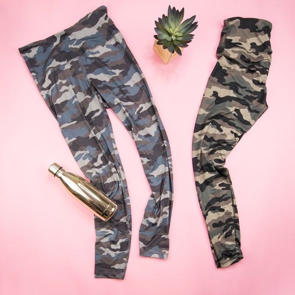 Obsessed Camo Leggings