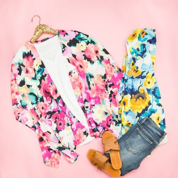 Bright and Beautiful Kimono