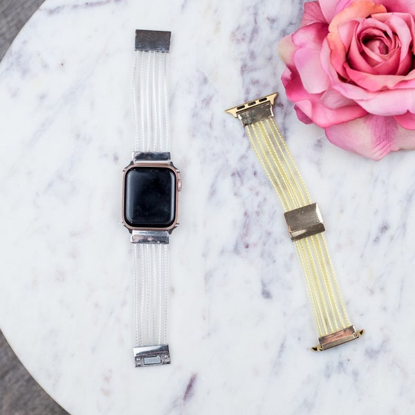 Glamorous Apple Watch Band