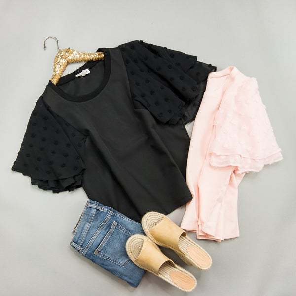 Happy Livin' Blouse *all sales final*