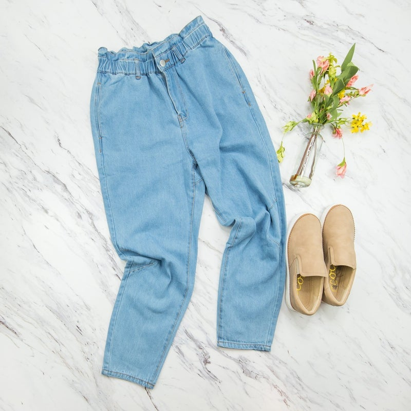 Trendy Denim Pants *all sales final*