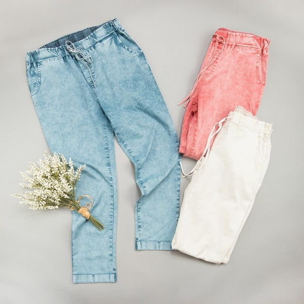 Weekender Crop Pants