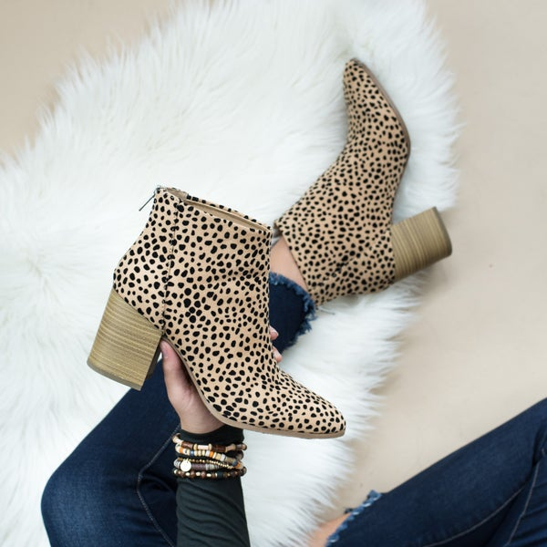 Live On The Wild Side Bootie
