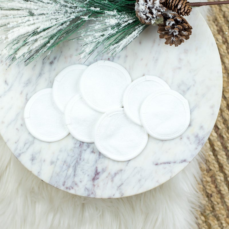 Eco-Friendly Reusable Face Rounds