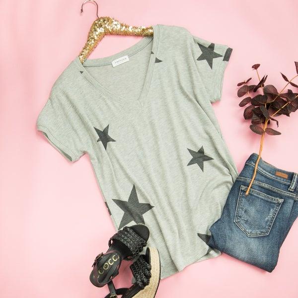 Simple Star Tee