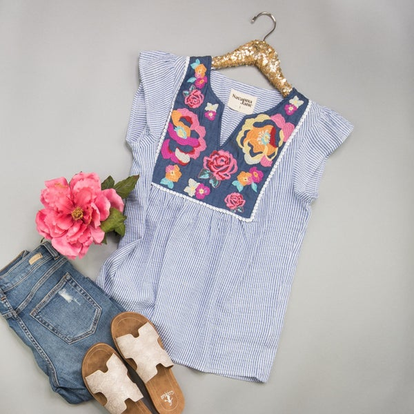 Life of Savanna Jane Blouse