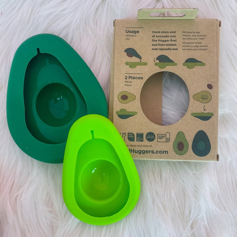 Green Avocado Hugger- Set of 2