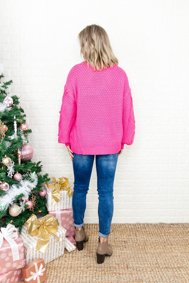 Lots Of Love Sweater