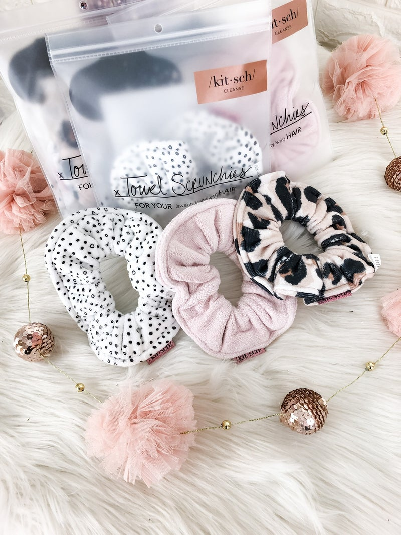 KITSCH Bubbly & Cute Scrunchies