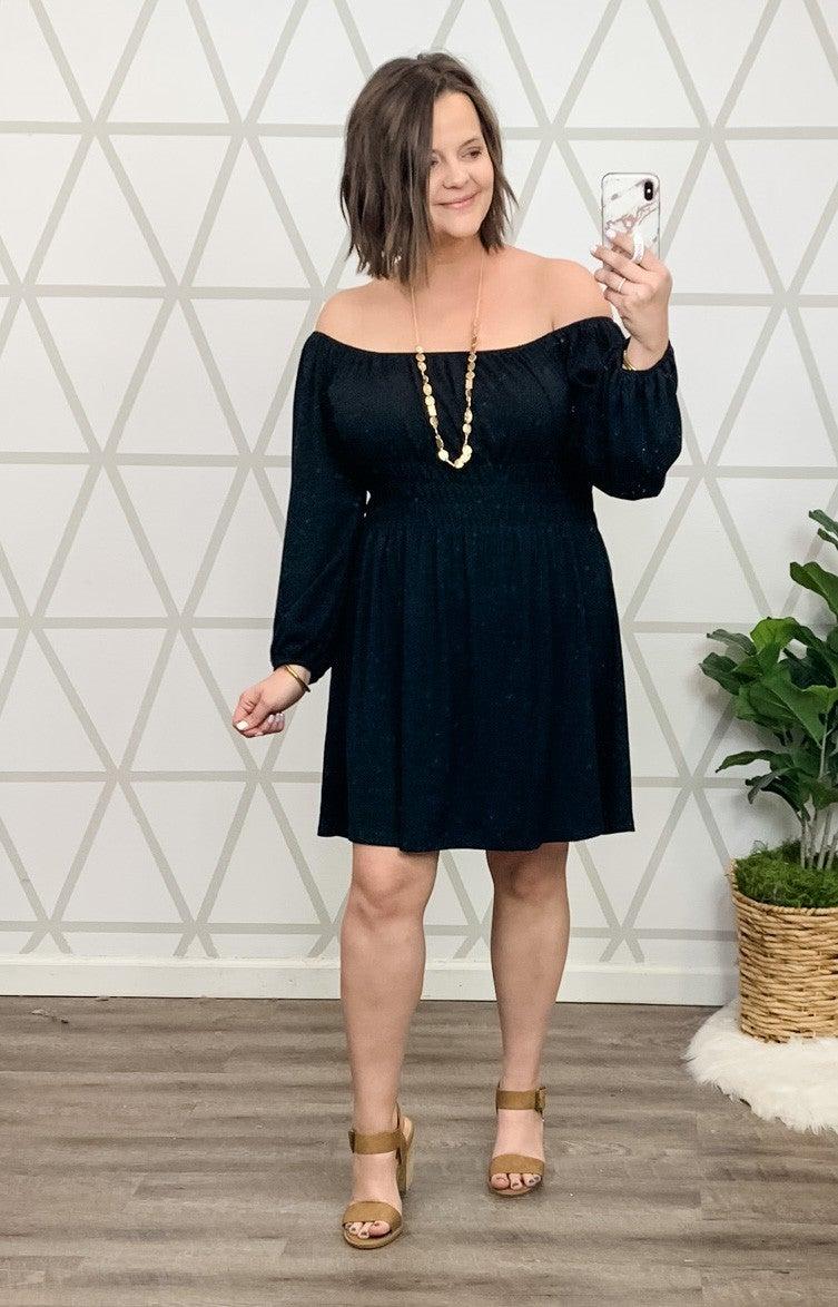 Little Black Summer Dress *all sales final*