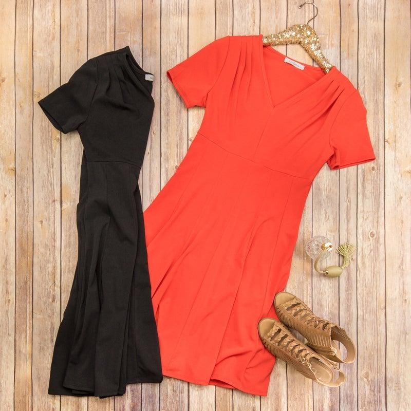 Versatile Up Dress *ALL SALES FINAL*