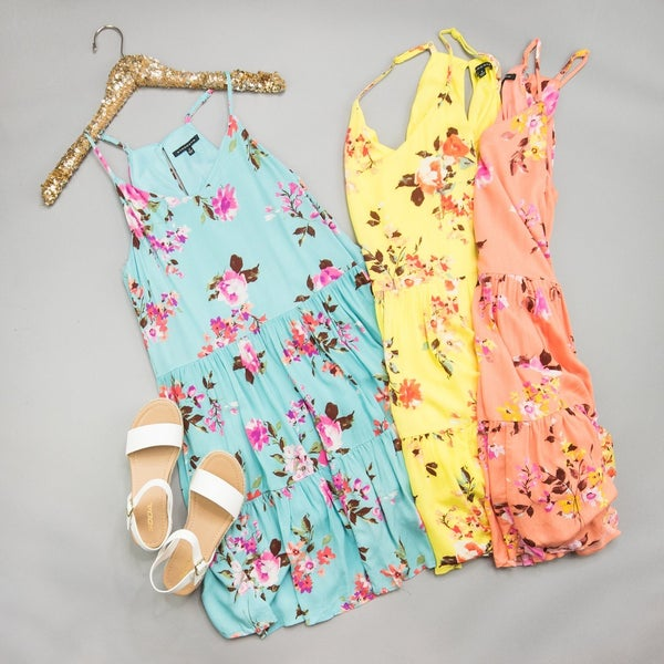 Summer Days Dress  *all sales final*
