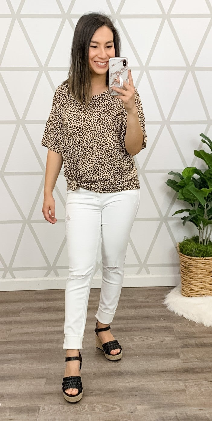 Buttersoft Leo Top