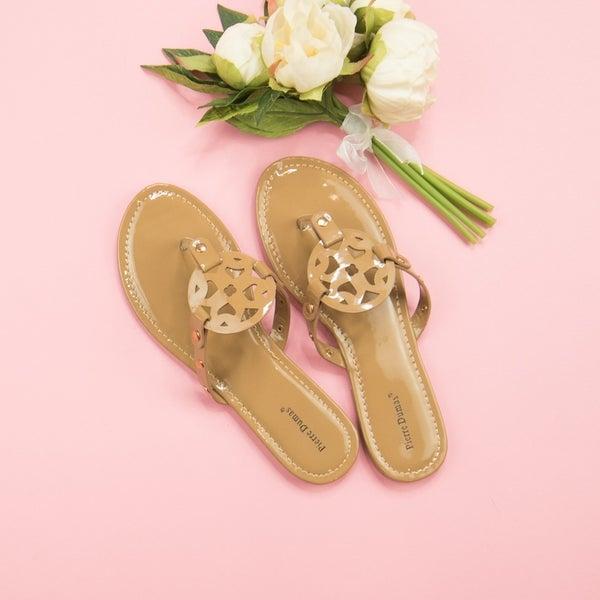 Designer Dupe Sandal