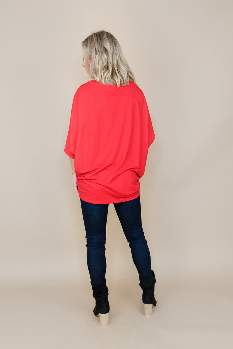 Candy Apple Blouse