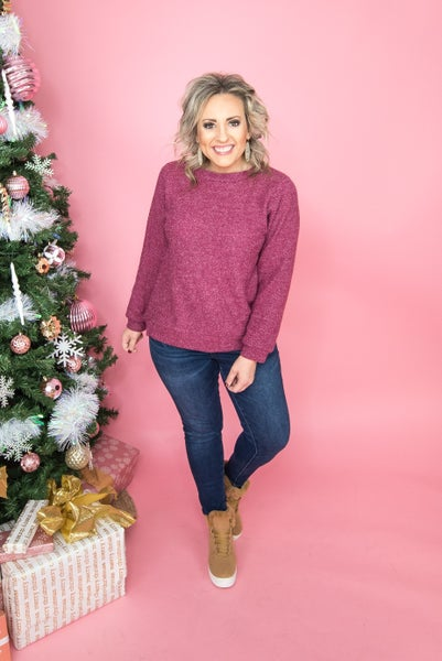 Stealing the Day Sweater *all sales final*