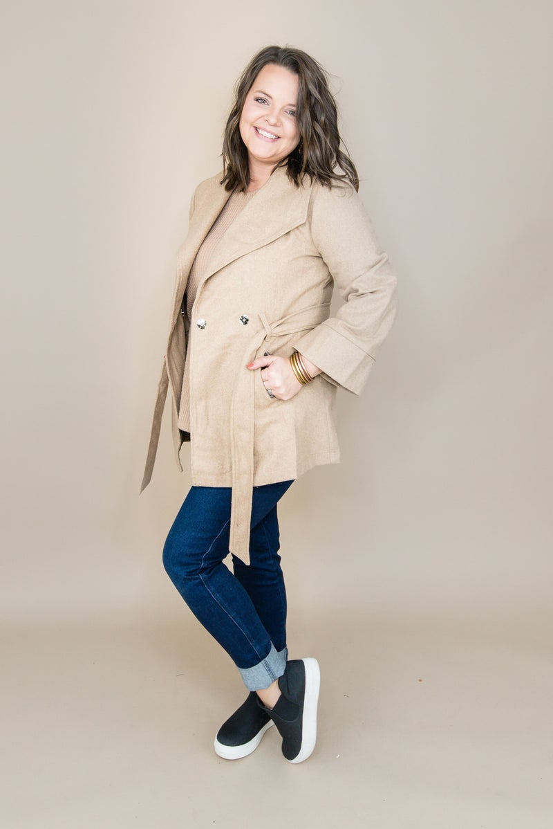 Dressed Up Jacket *all sales final*