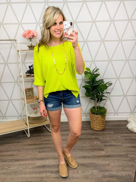 Color of Spring Blouse