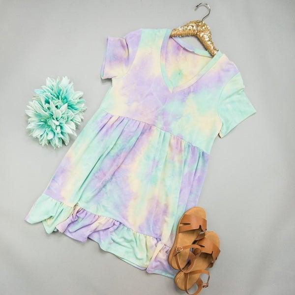 Tie Dye Dress *all sales final*