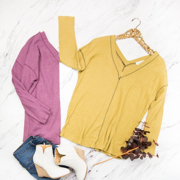 Bright & Basic Tee *all sales final*