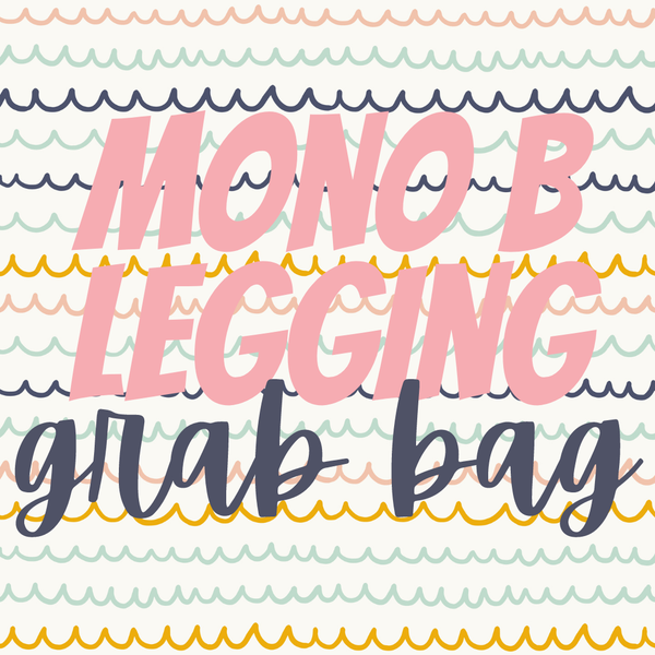{GRAB BAG} Mono B Leggings
