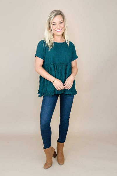 Prettiest Fall Blouse
