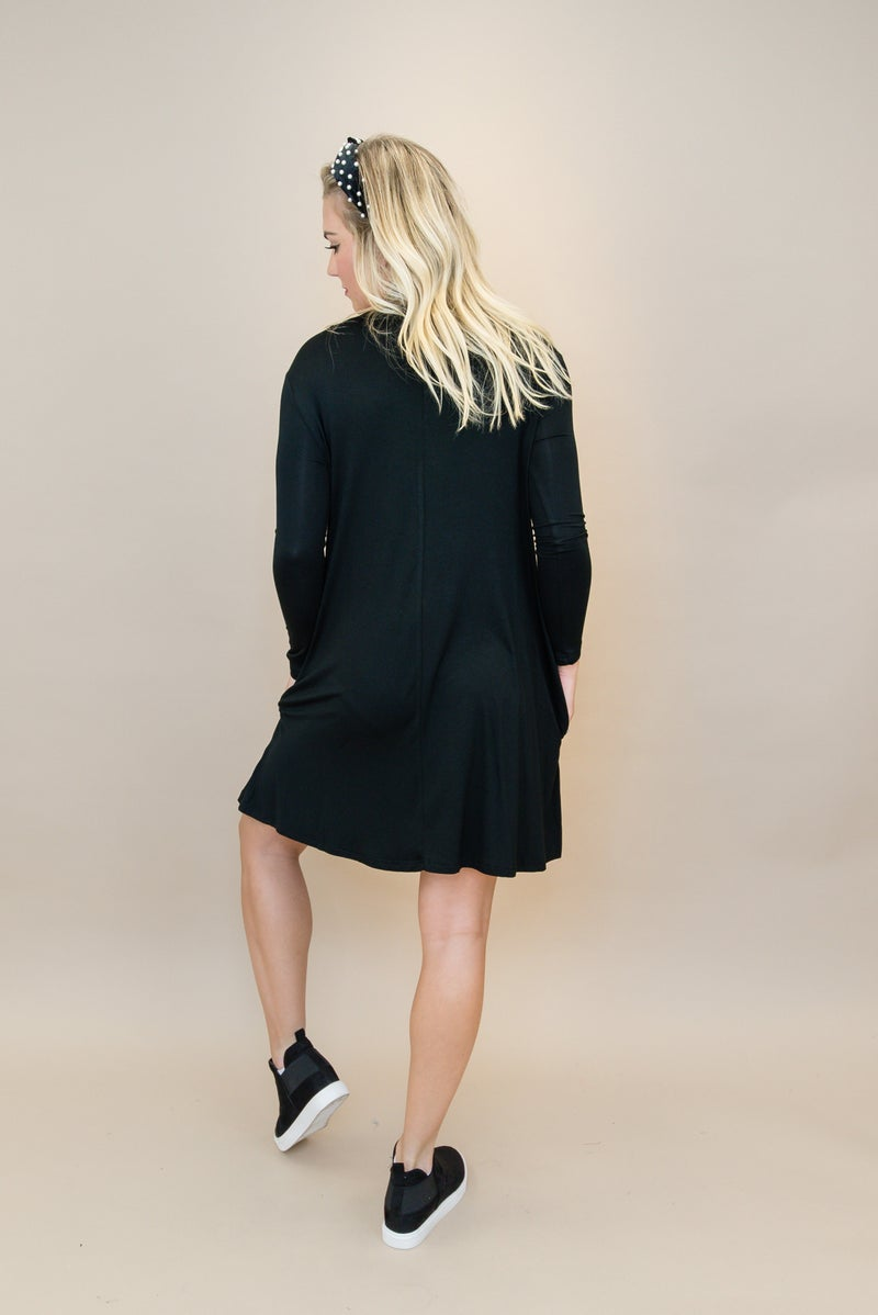 Happy Hour // Fall Staple Dress *all sales final*