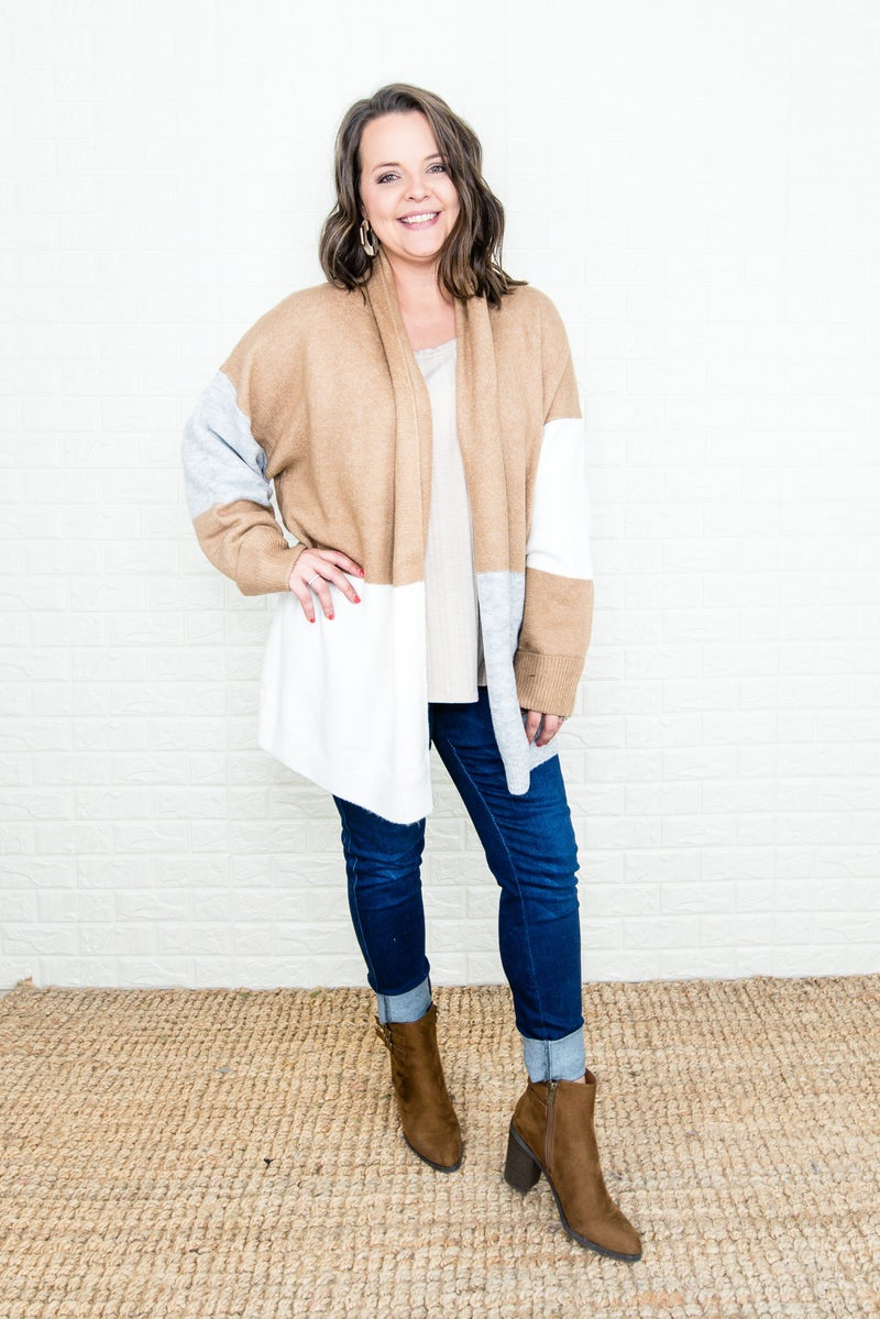 Oversized Cardigan Shawl