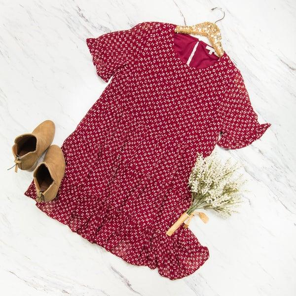 Cherry Chip Dress