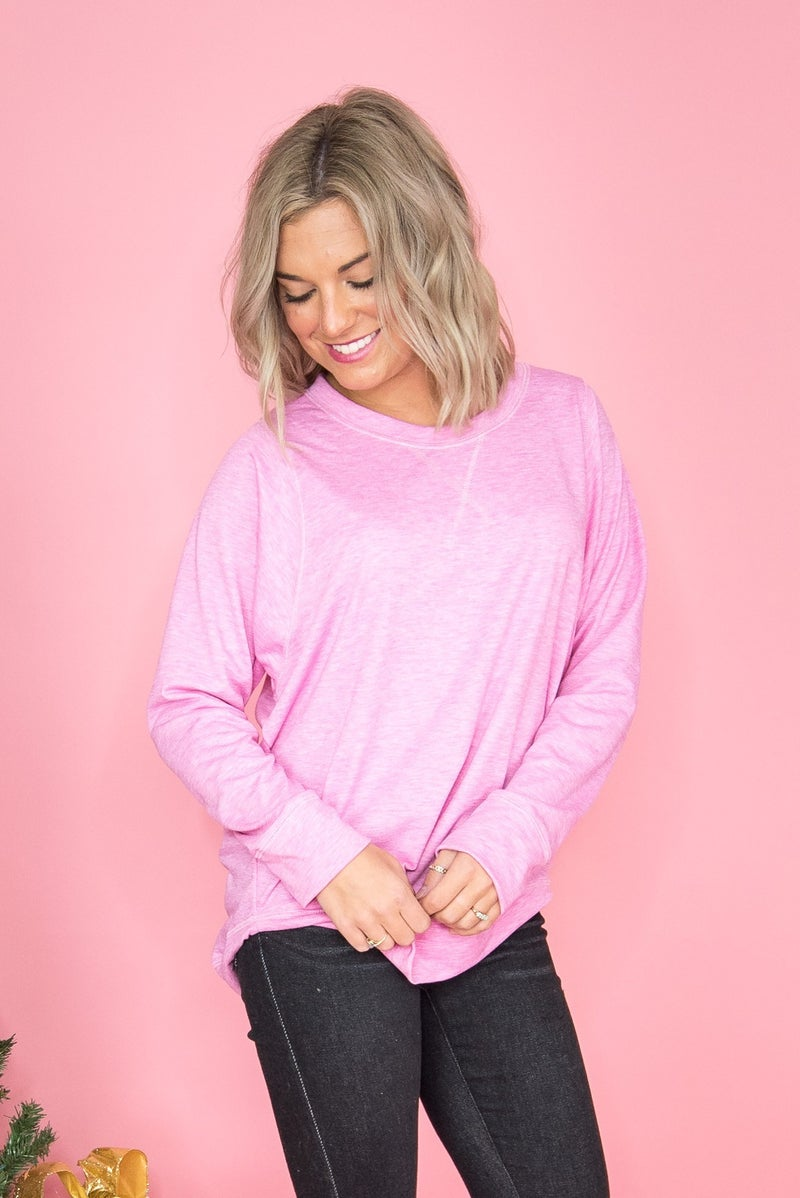 Flaunt Friday * Slouchy & Cute Top  // ALL SALES FINAL