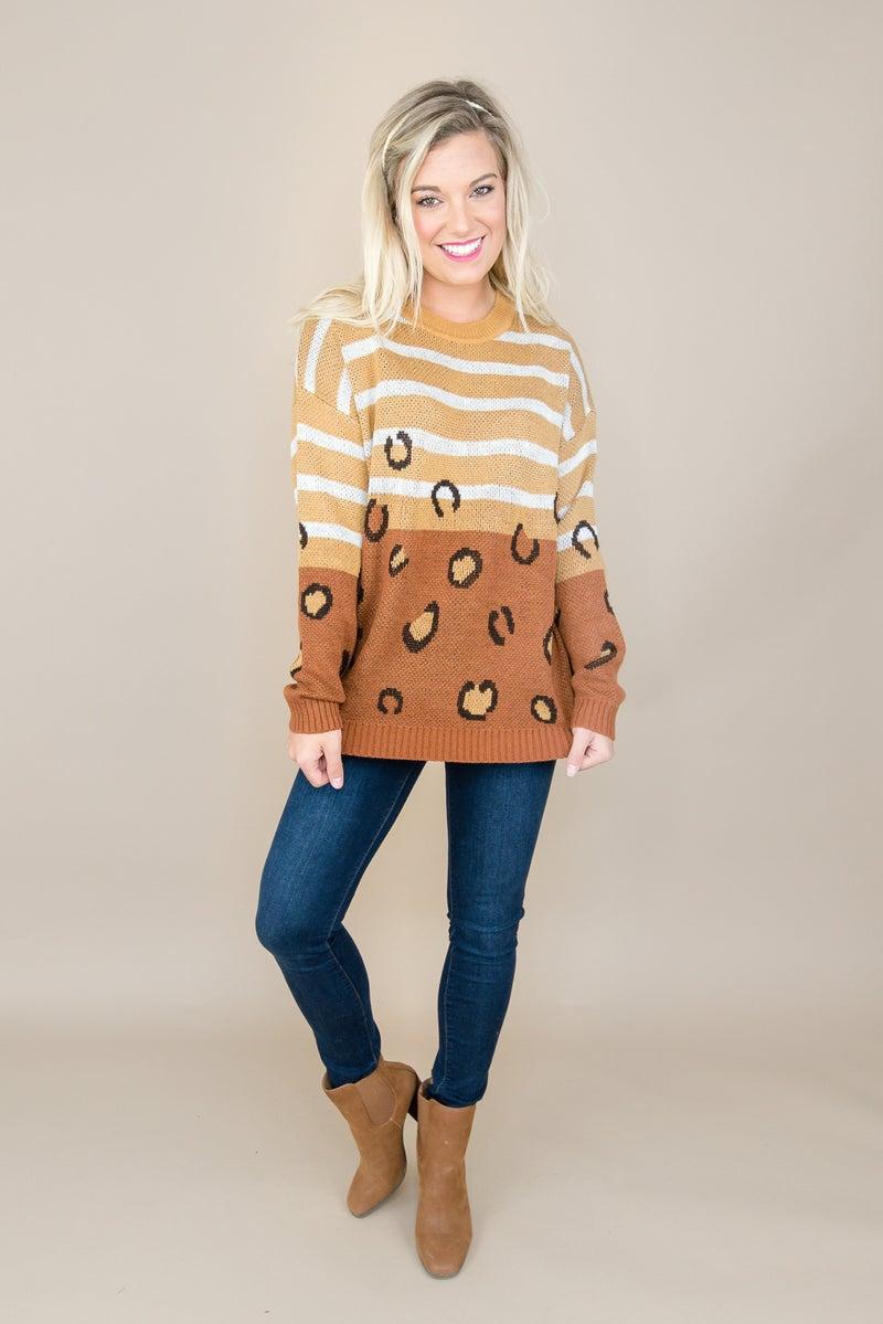 Pumpkin Blend Sweater